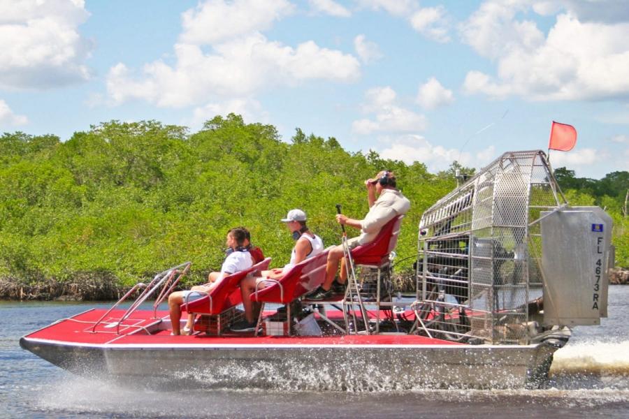 Captain Jack's Airboat Tour