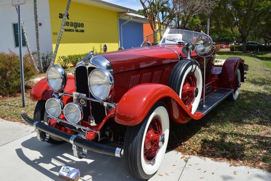 Cars as Art Vintage Car Show | Naples, Marco Island & Everglades