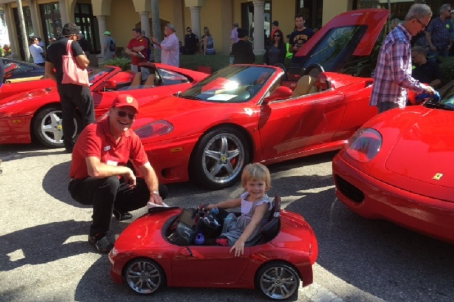 Cars On Fifth Naples Marco Island Everglades - Naples antique car show 2018