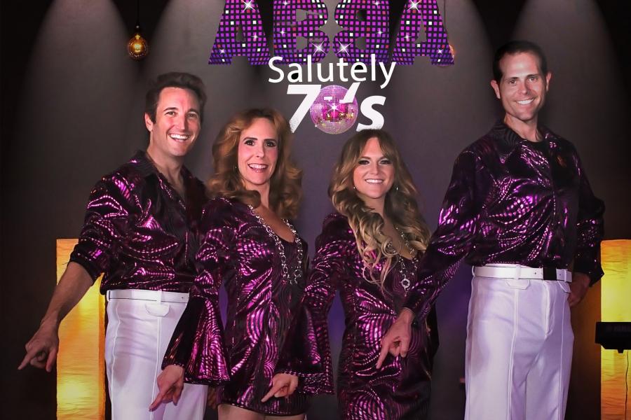 ABBA Salutely 70's