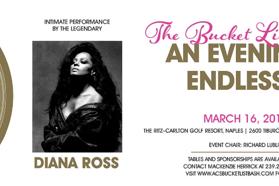 Aaa Naples Fl >> Bucket List Bash Featuring Diana Ross | Naples, Marco ...