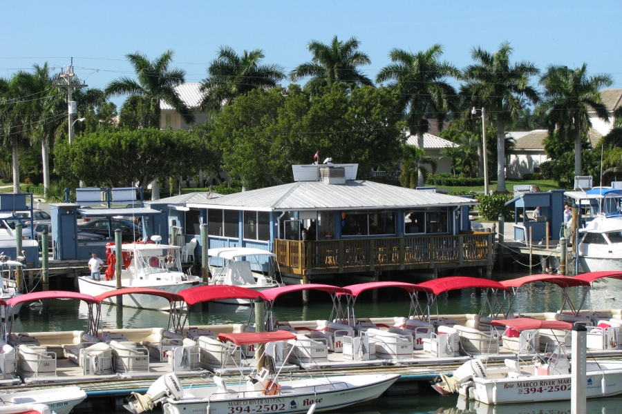 The largest charter boat fleet and full service marina on Marco Island