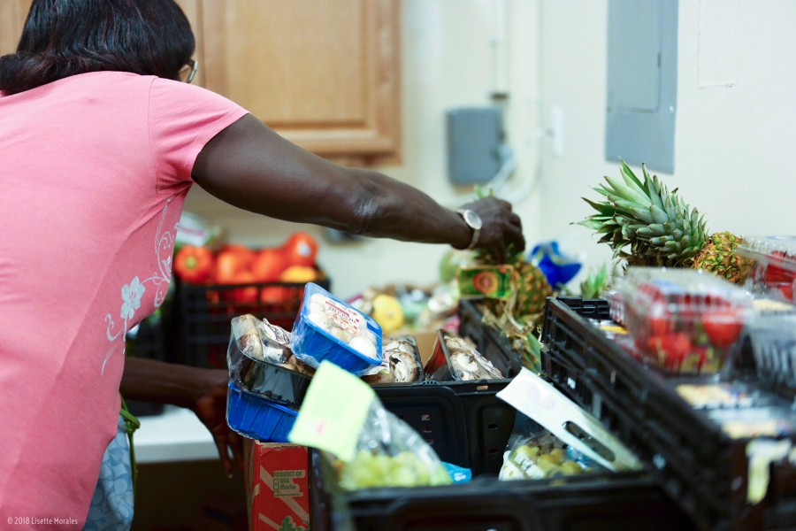 We offer fresh produce, meat, bakery items, and more