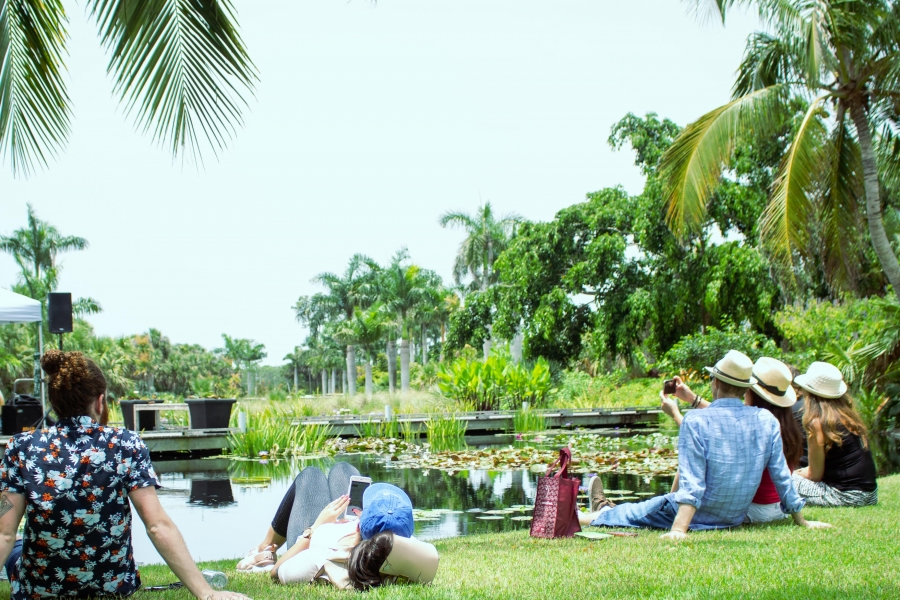 Music in the Naples Botanical Garden: The Woodwork | Naples, Marco ...