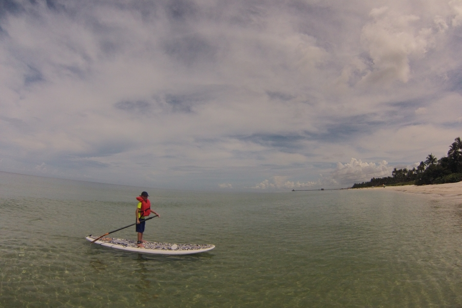 Naples Paddleboard ,stand up paddleboard (SUP) Kayak surf weekend beach camp