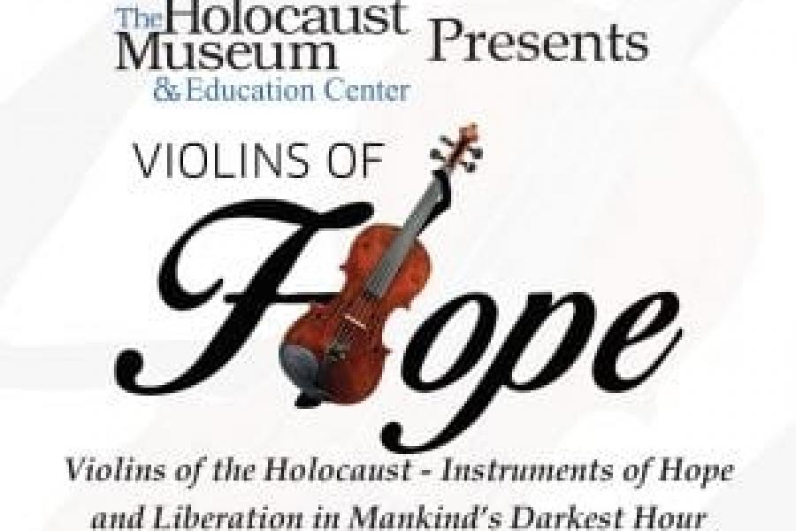 Violins of Hope logo