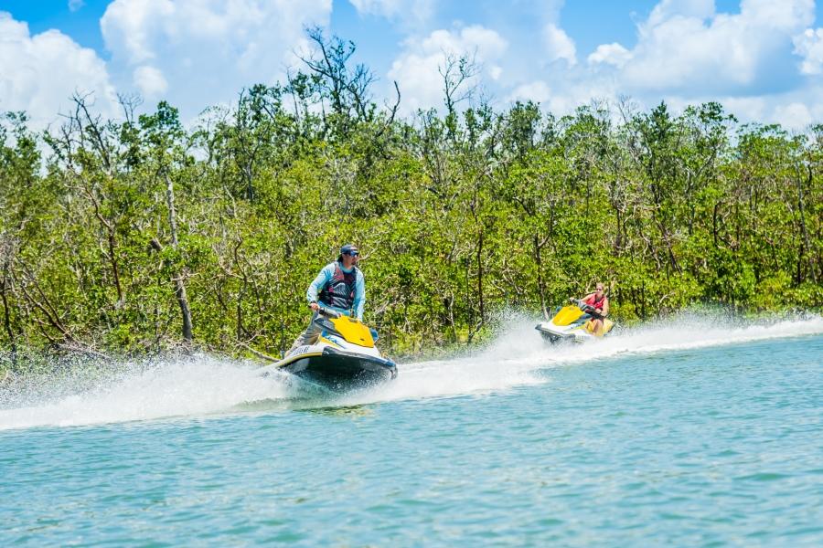 Ten Thousand Islands Jet Ski Tour