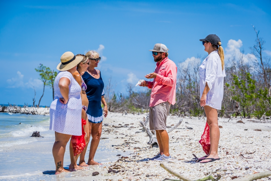 Cape Romano Sightseeing and Shelling Tour
