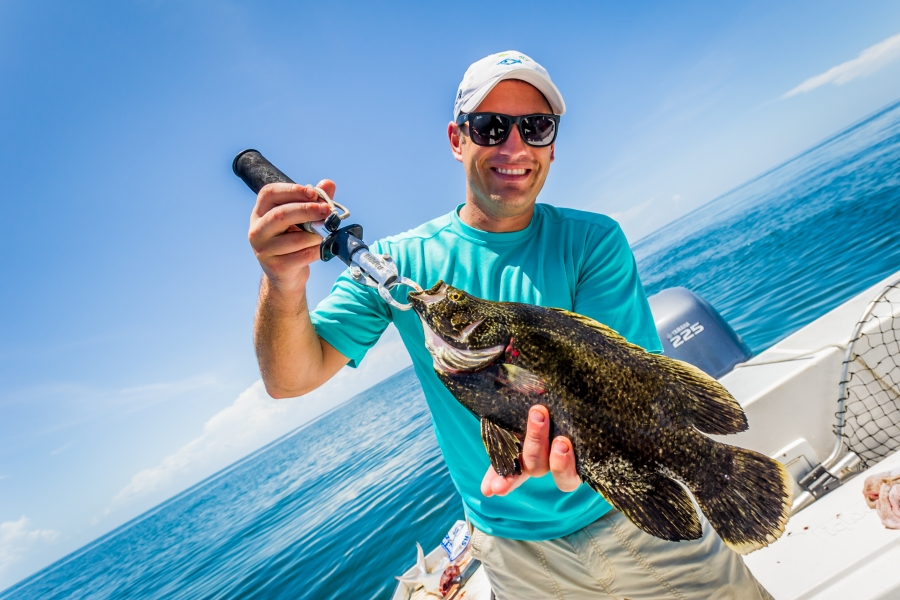 Fishing Charters, Backwater and Offshore