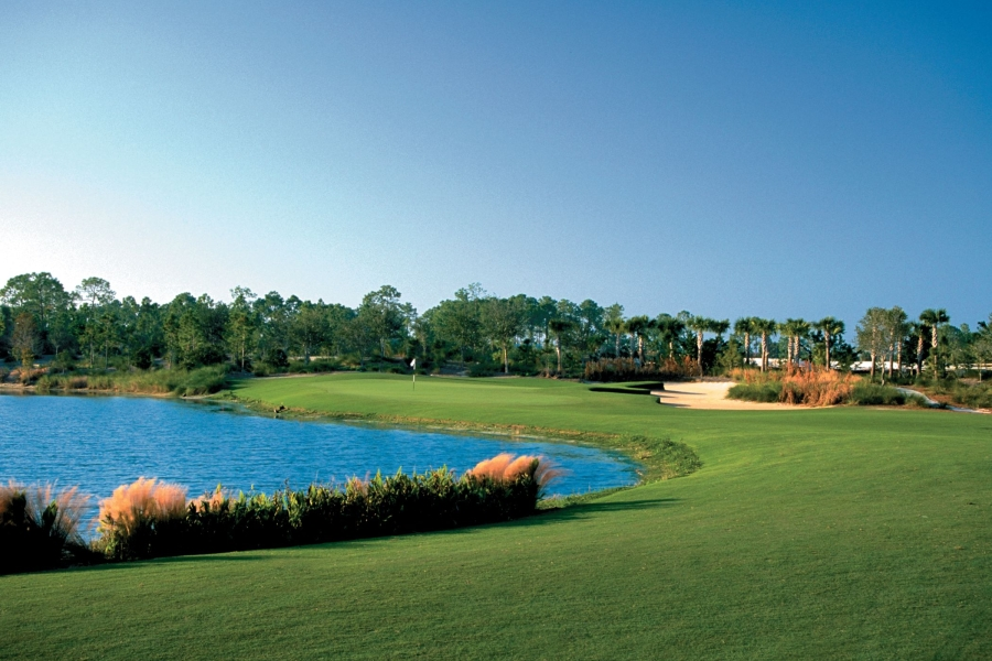 The Championship Tiburon Golf Course at The Ritz-Carlton Golf Resort, Naples