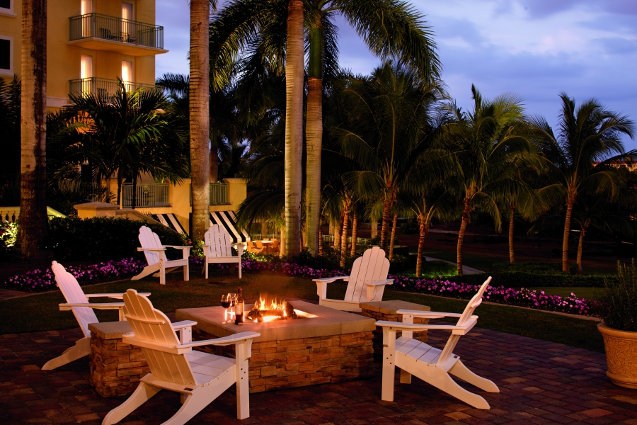 99bc170362c074 ... Enjoy a night stargazing while you relax next to the fire pits at The  Ritz- ...
