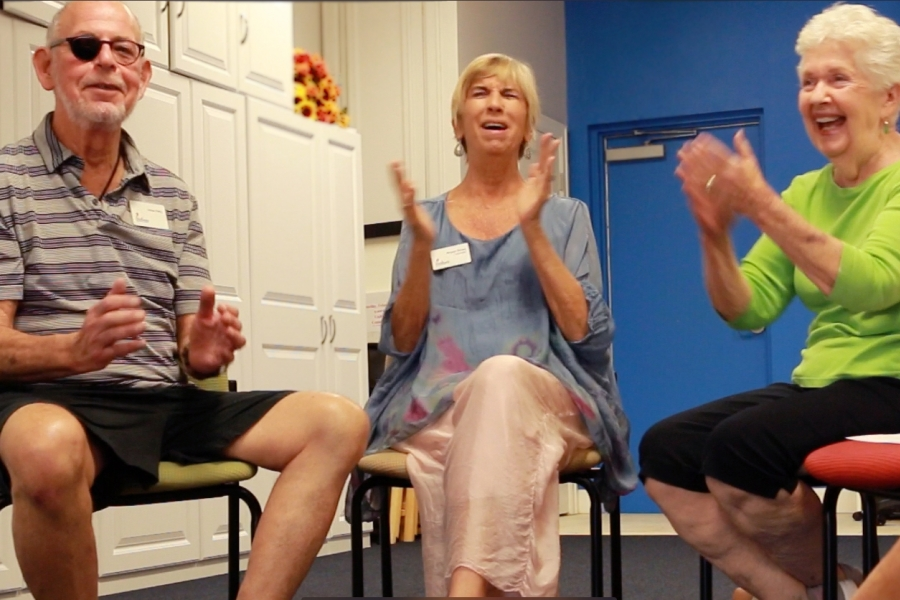 Improv for Parkinson's CLass