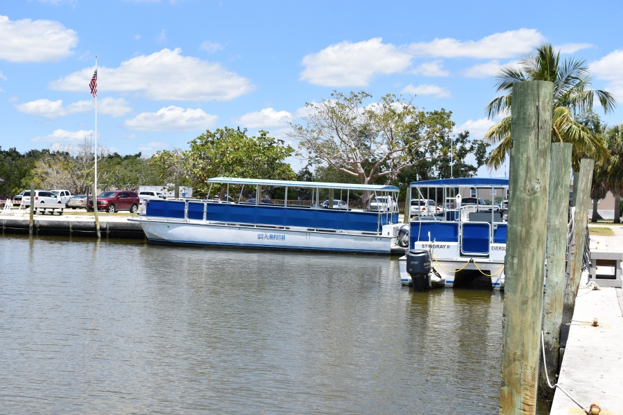 Everglades National Park Boat Tours from Gulf Coast Visitor Center