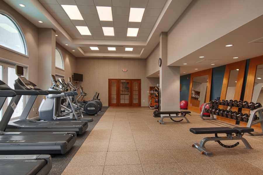Hilton Naples 24 Hour Fitness Center