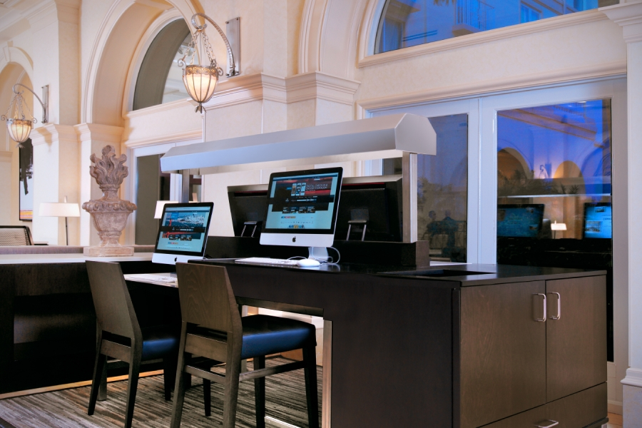 Hilton Naples Connectivity Station