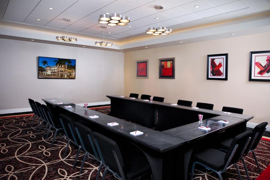 Club Level Executive Board Room