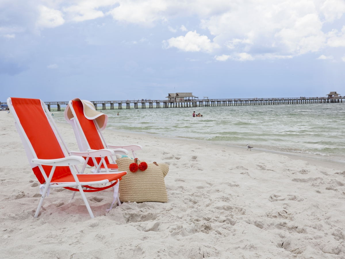 Staybridge Suites Naples-Gulf Coast is an easy bike ride or 10 minute walk to Naples Pier.