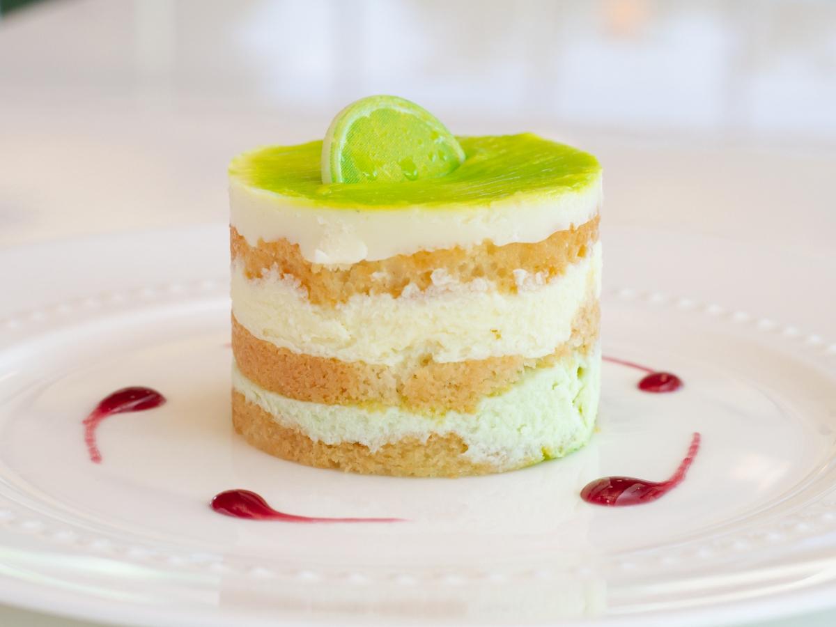 Key Lime Tarte