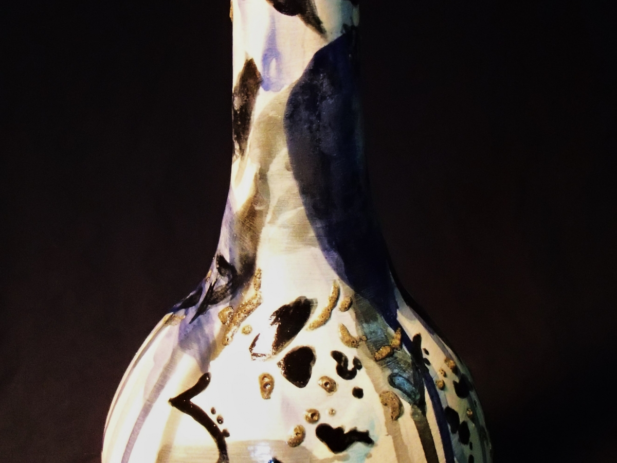 """""""Relic,"""" by Alissa Mittl, """"Multiple Dimensions"""" exhibit through September 19"""