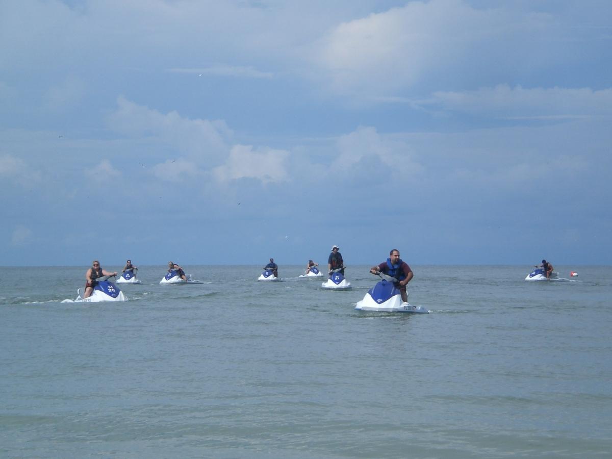 10,000 Island Guided Waverunner Tours