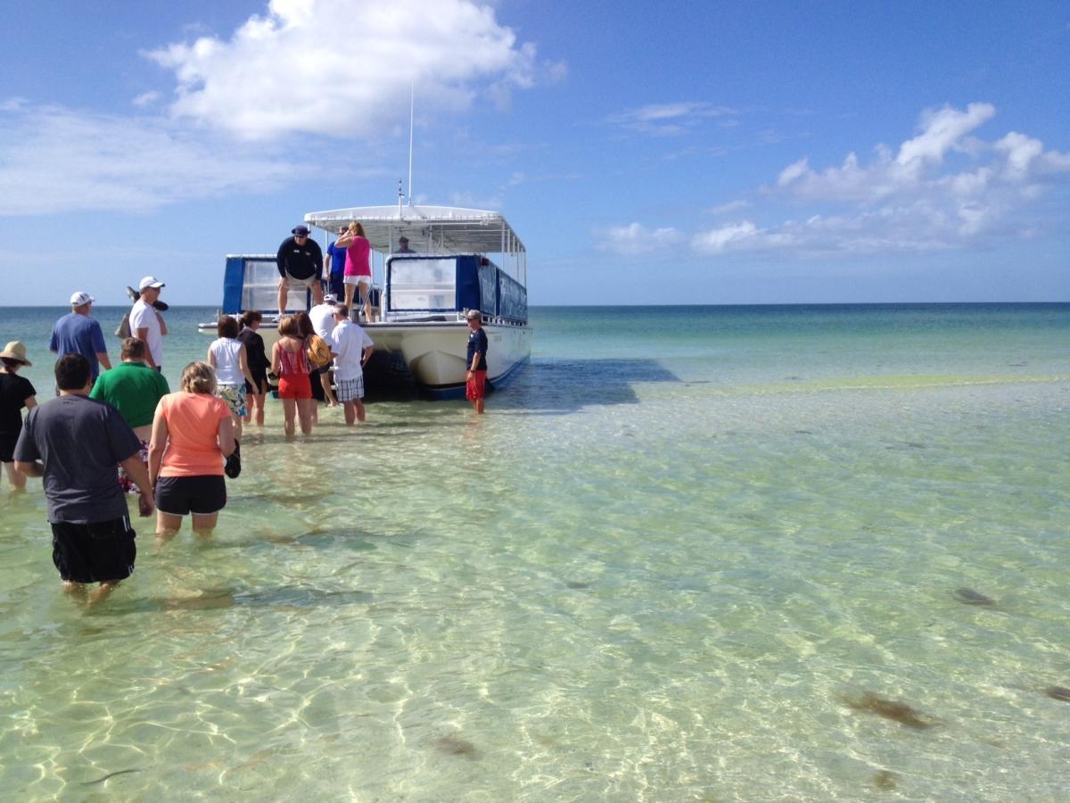 Calusa Spirit Dolphin Cruise