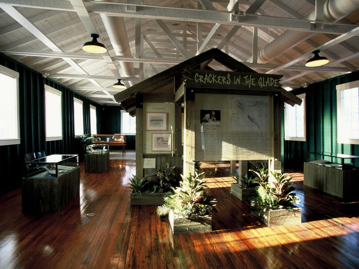 Museum of the Everglades.  Photo courtesy Naples Marco Island Everglades CVB