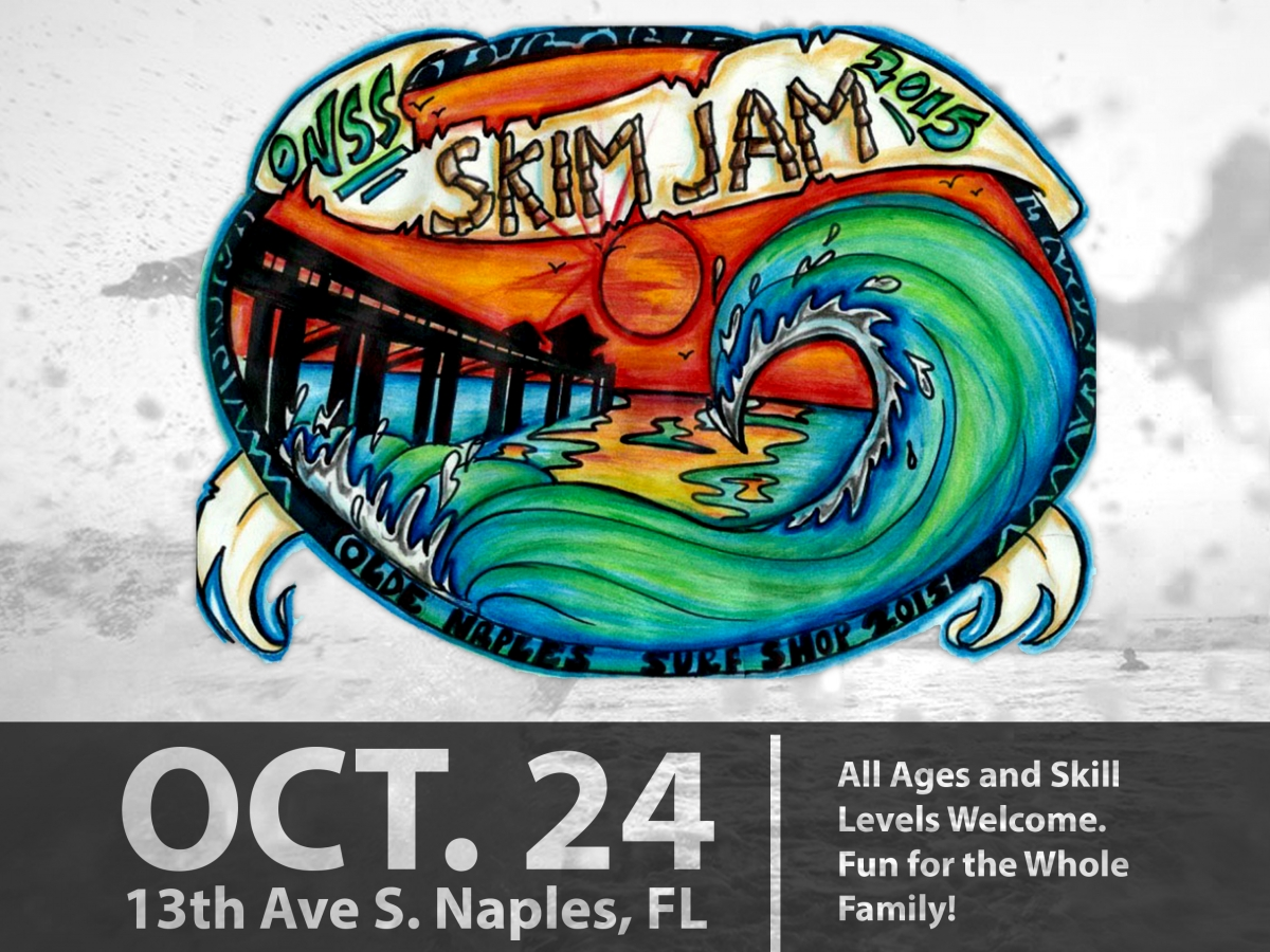 3rd Annual 13th Ave S Skim Jam October 24, 2015