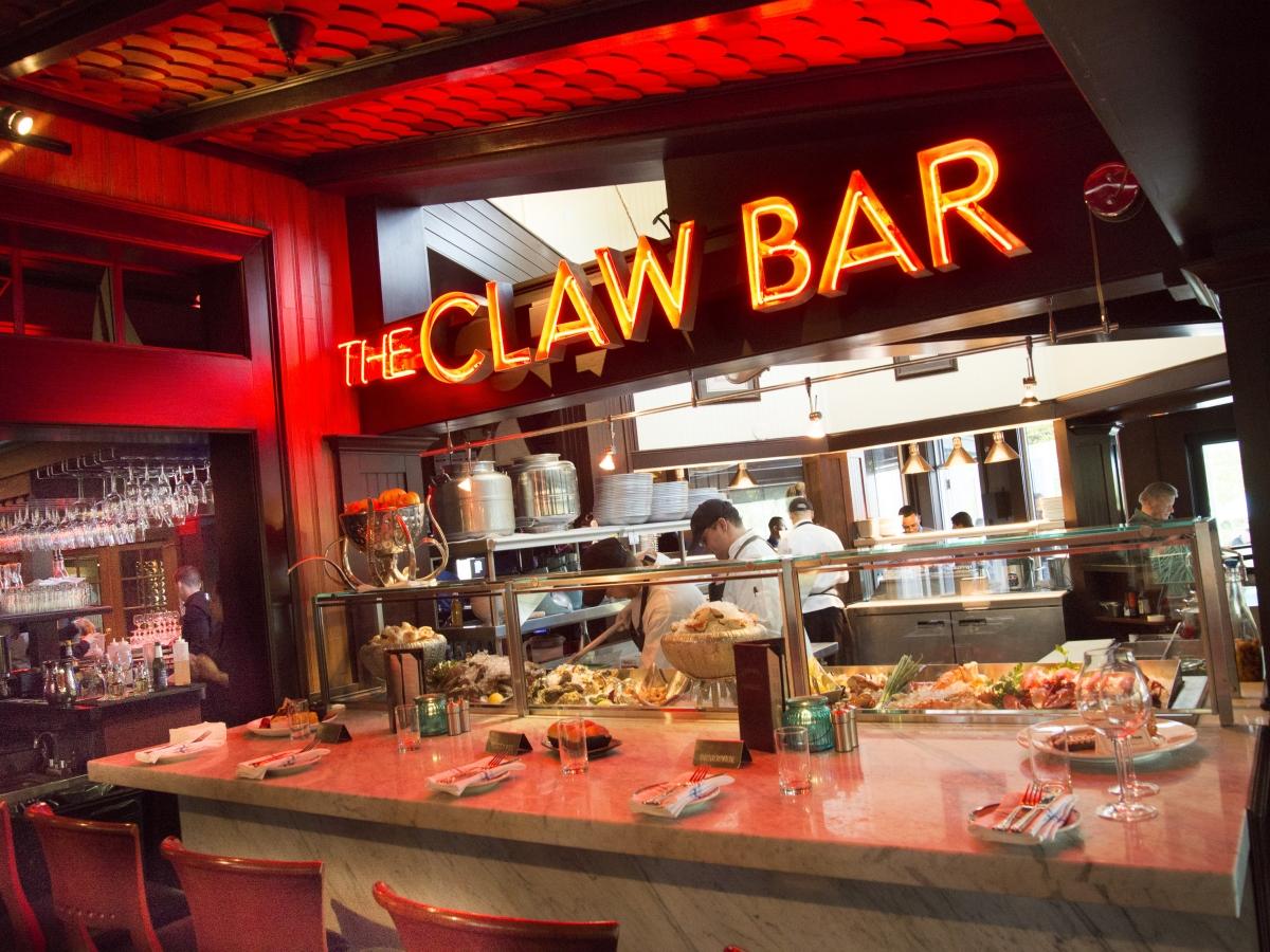 The Claw Bar