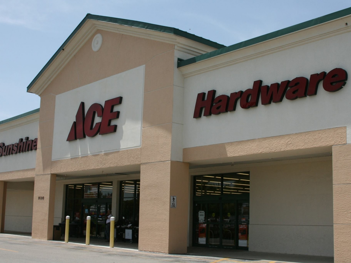Sunshine Ace Hardware Downtown Naples