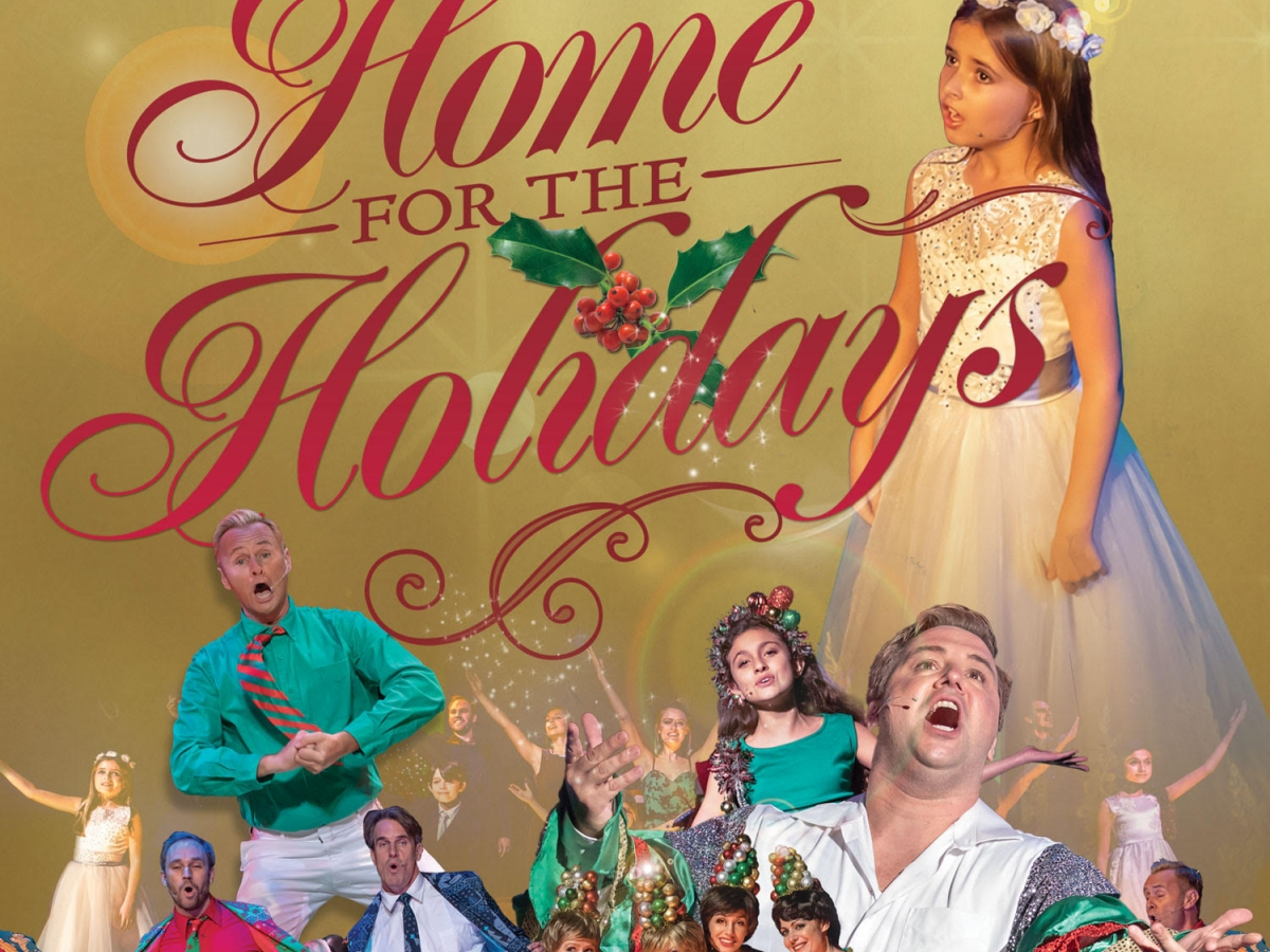 TheatreZone presents Home for the Holidays on Dec. 13-15, 2019.