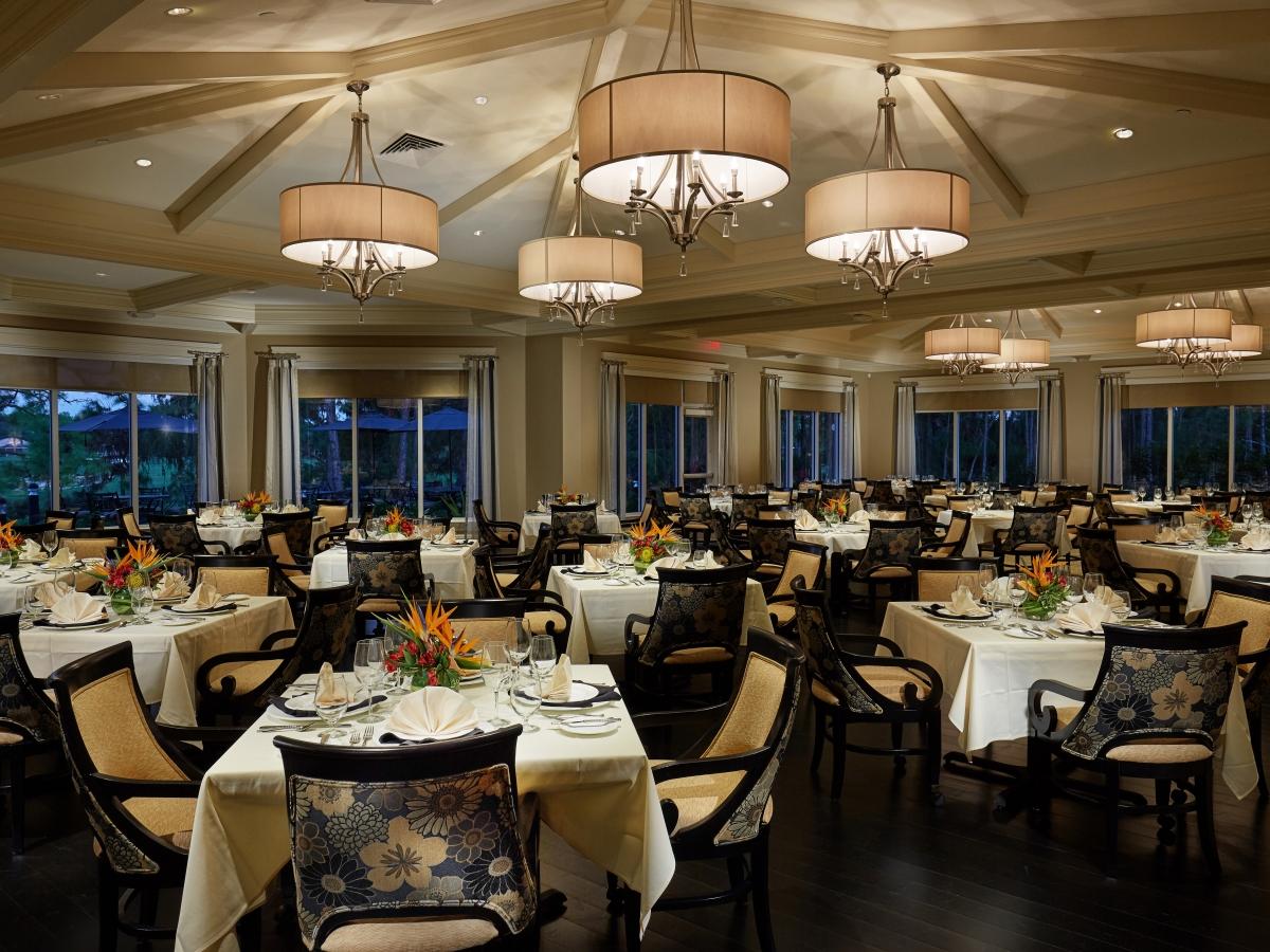 Vanderbilt Country Club Dining/Ballroom