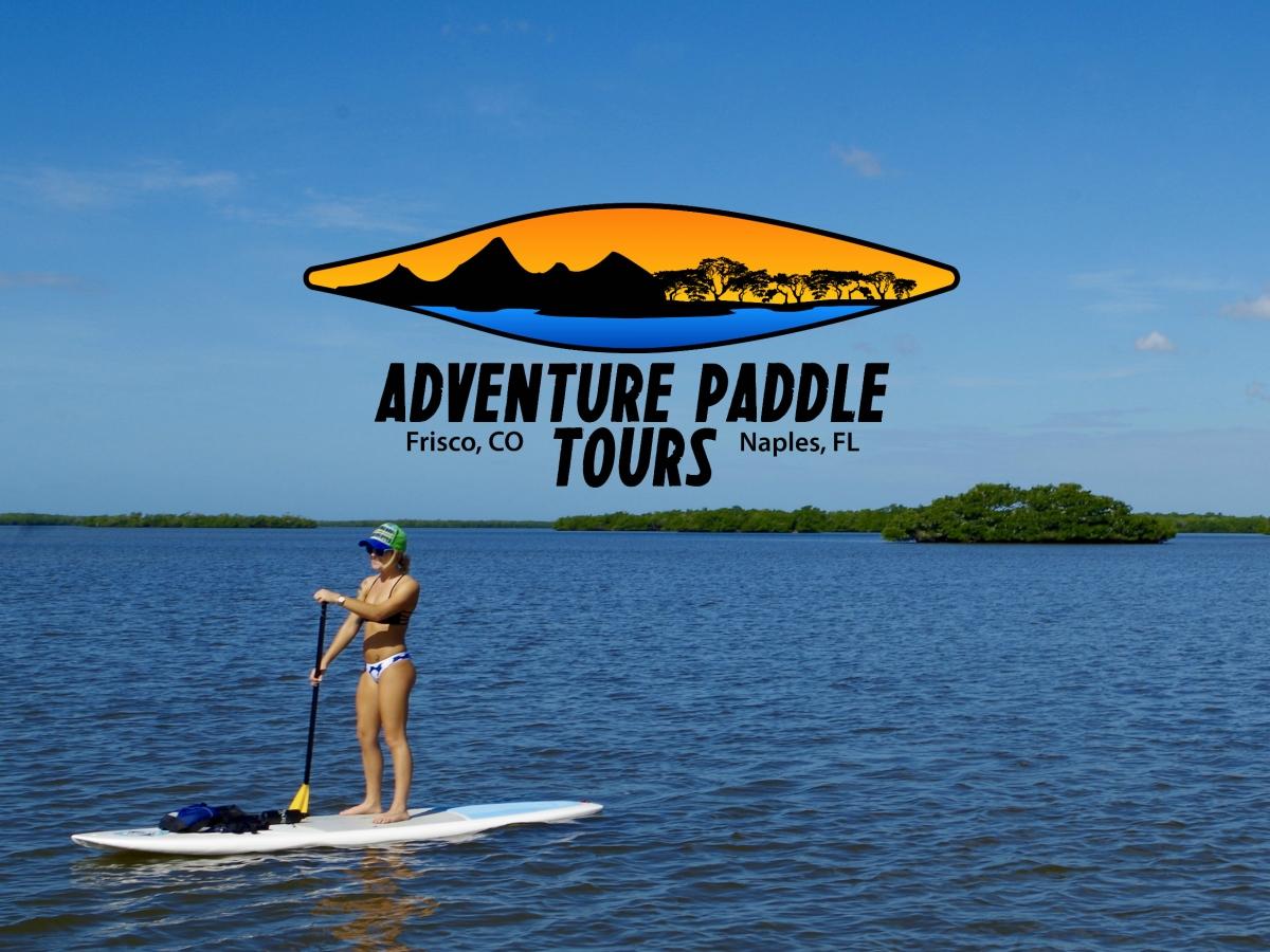 Rookery Bay Paddleboarding