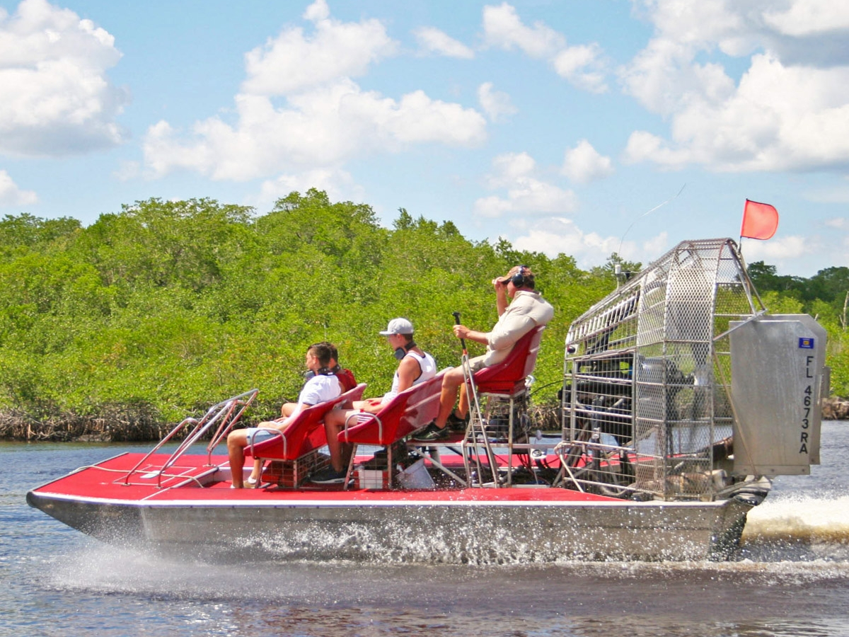 Captain Jack's Airboat Tour