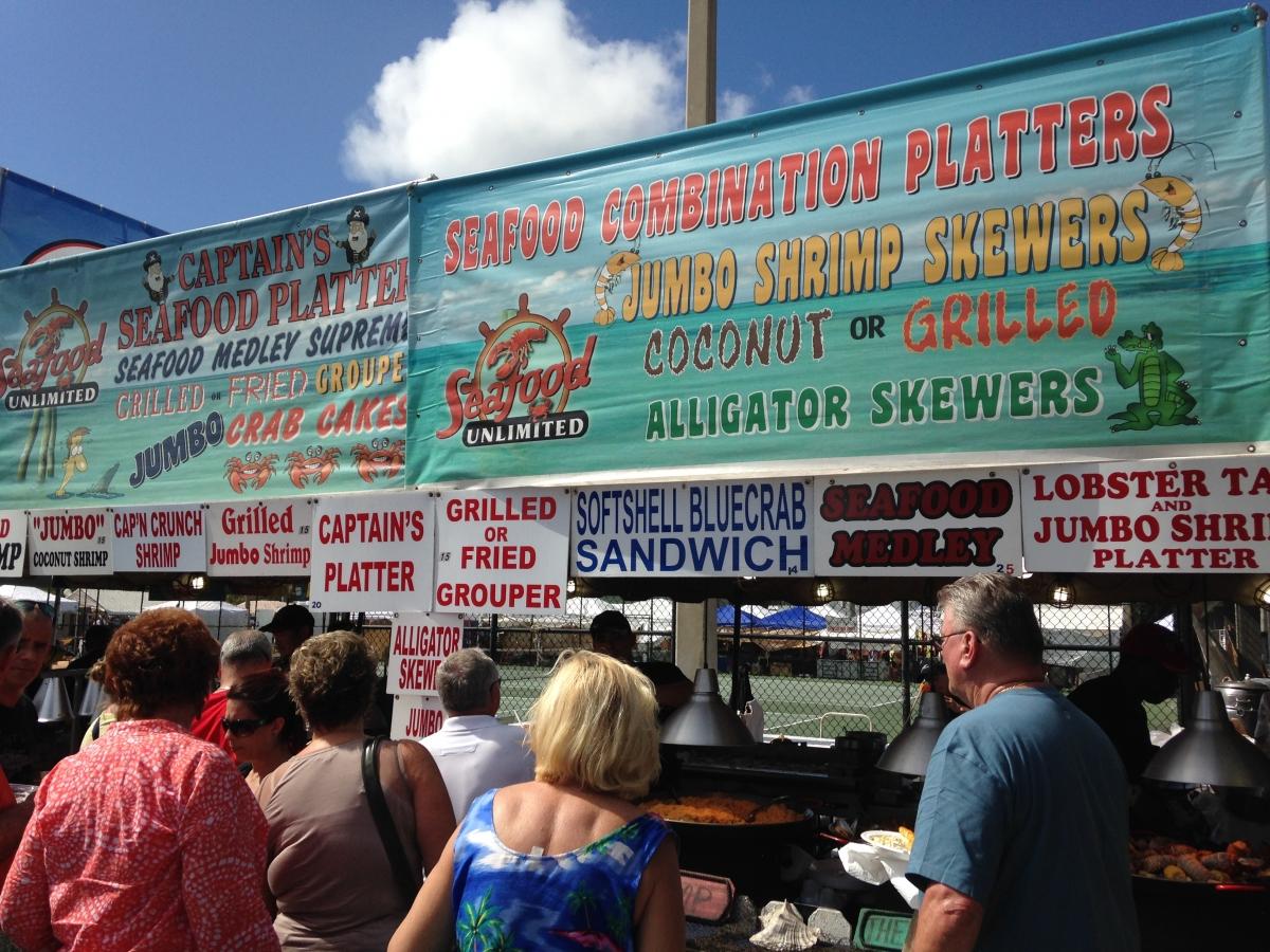 Shrimp Festival Gulf Shores 2020.Everglades Seafood Festival 2020 Festival 2020