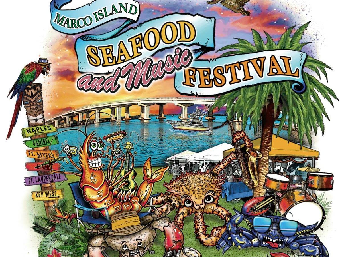 Everglades Seafood Festival 2020.Marco Island Seafood Festival 2020 Festival 2020