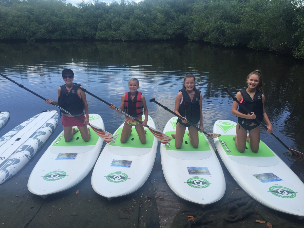 AWE Paddleboard Rentals and Tours