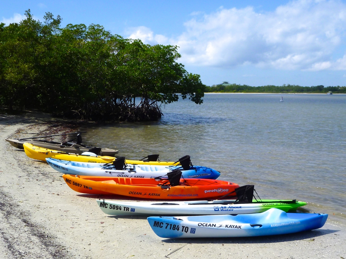We deliver great boats and gear to the water so you can arrive at your convenience.