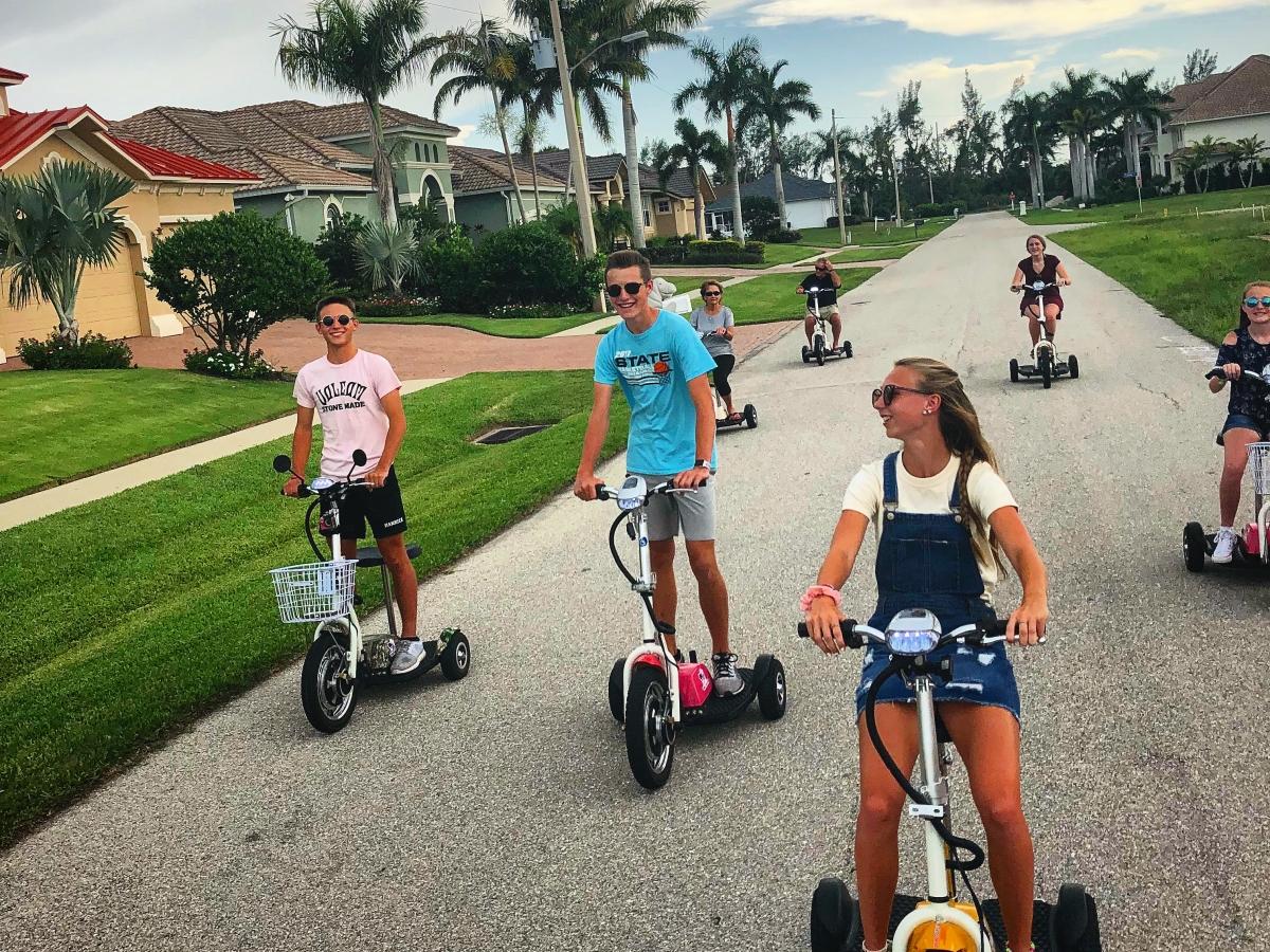 Trike Tours USA Spring Break