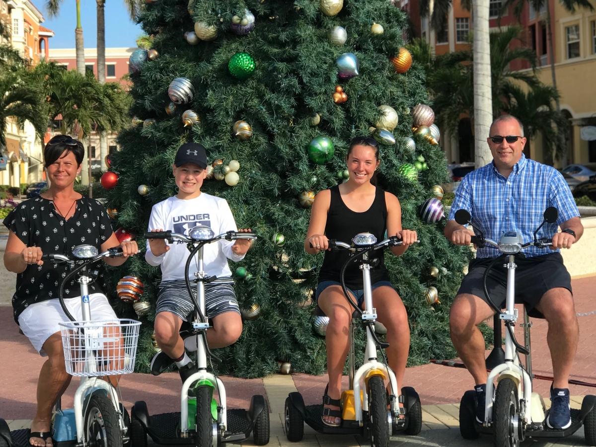 Trike Tours USA Christmas Time