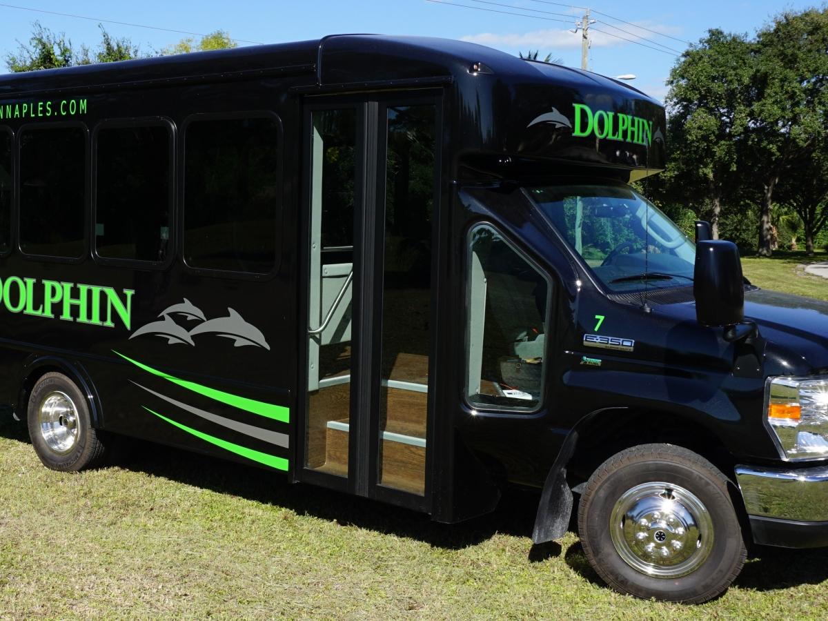 New 14 Passenger van