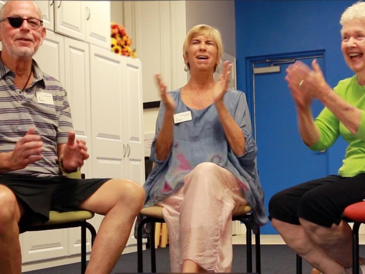 Improv for Parkinson's CLass