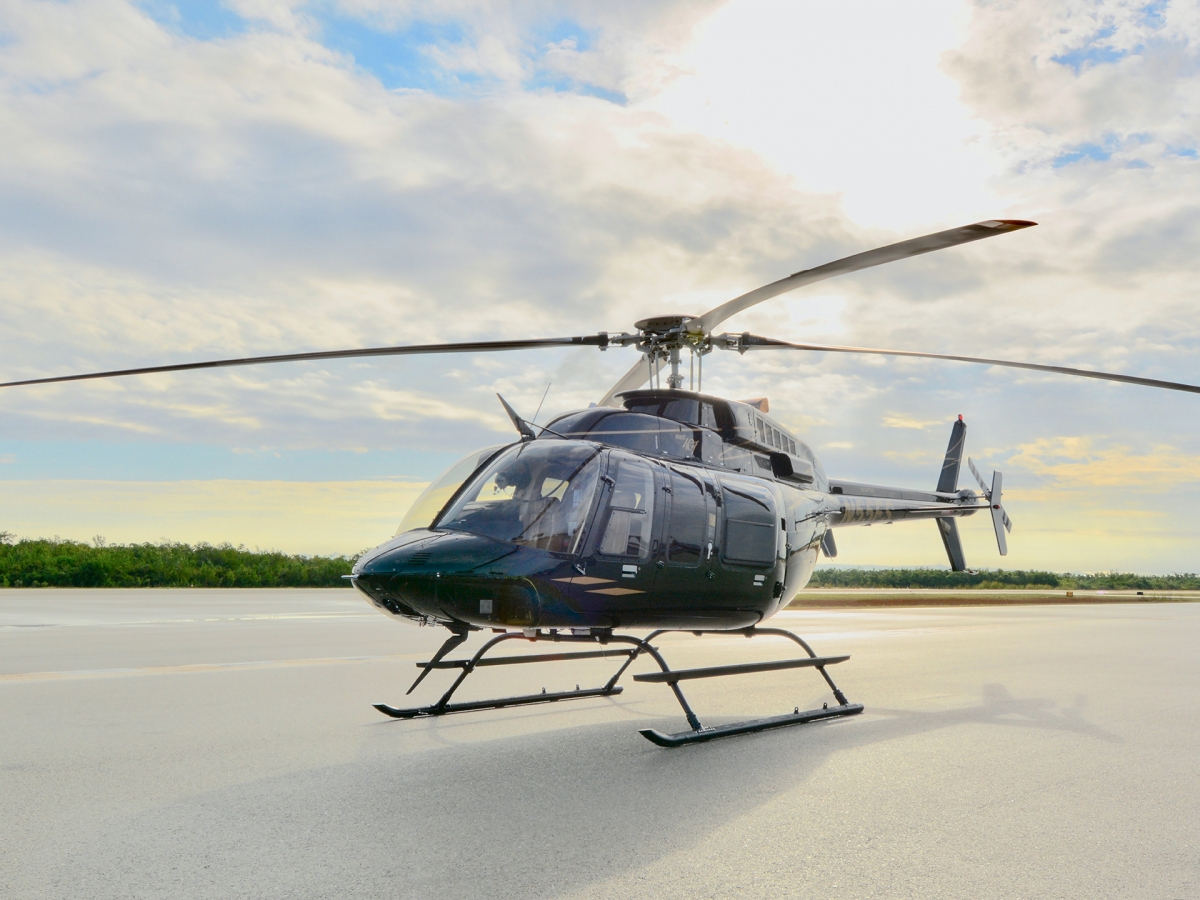 Elite Helicopters Bell 407