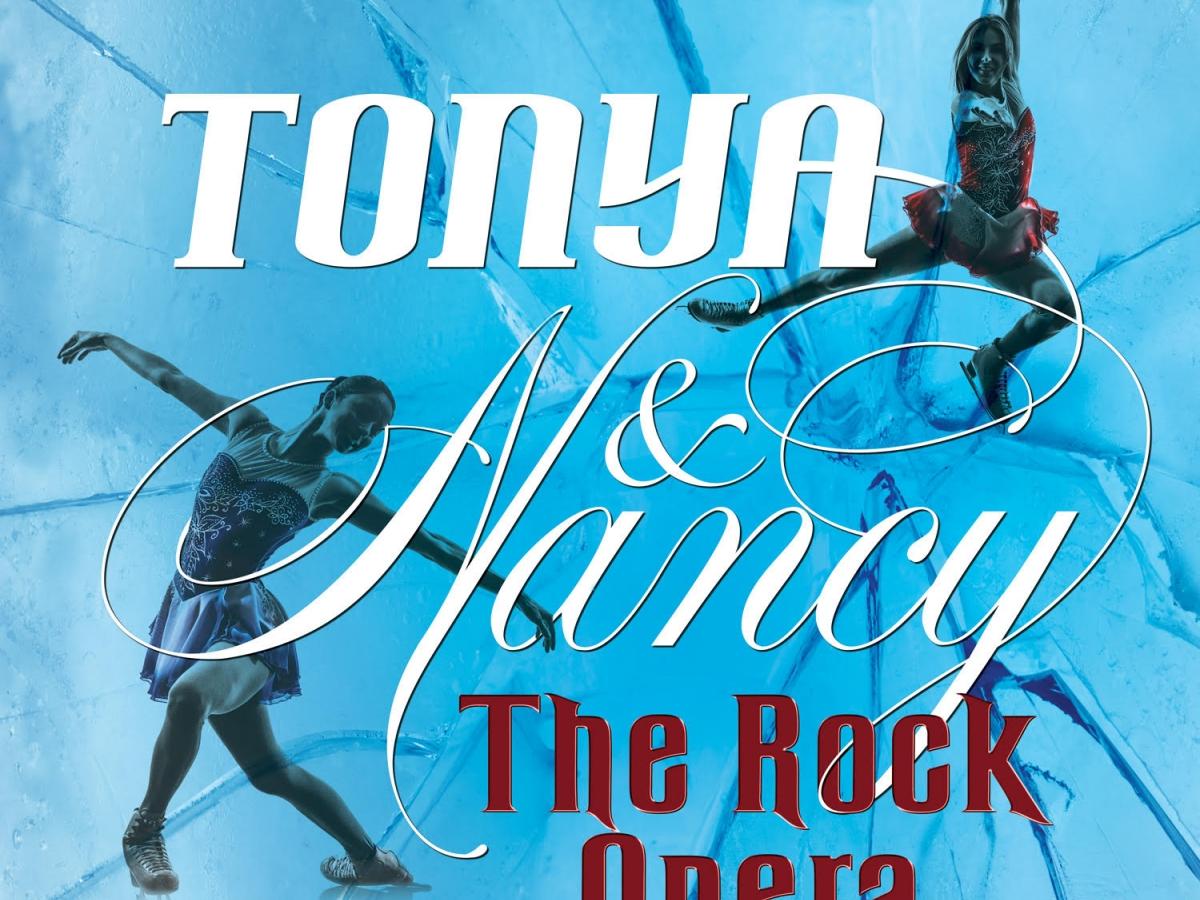 TheatreZone presents Tonya & Nancy: The Rock Opera Feb. 6-16, 2020.