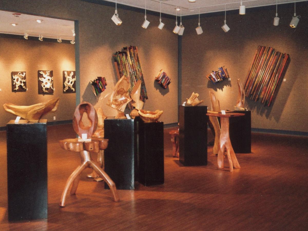 Lauritzen/Rush Galleries - Changing Exhibits Every 6 weeks