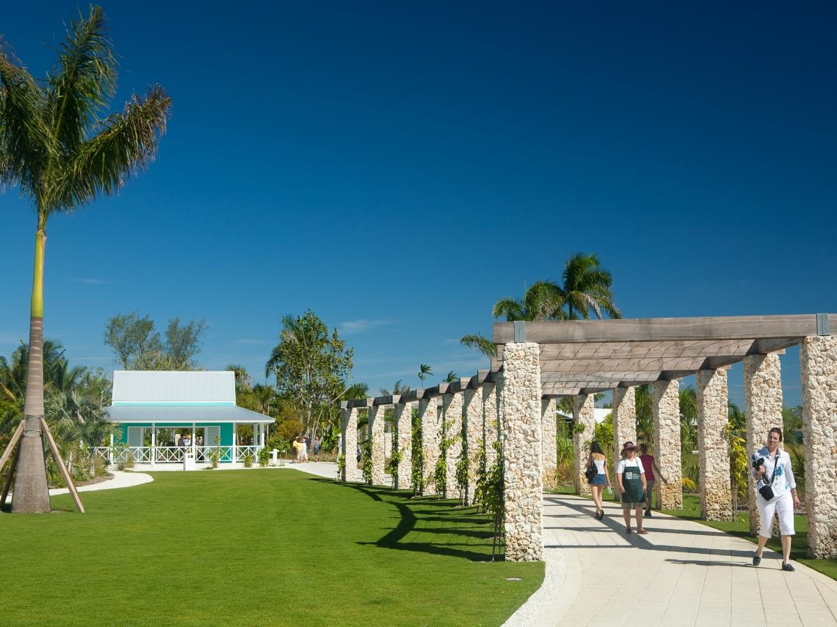Kapnick Caribbean Garden