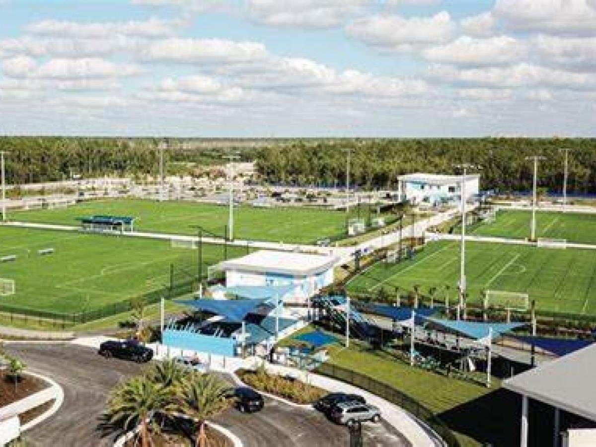 Paradise Coast Sports Complex & Entertainment Center