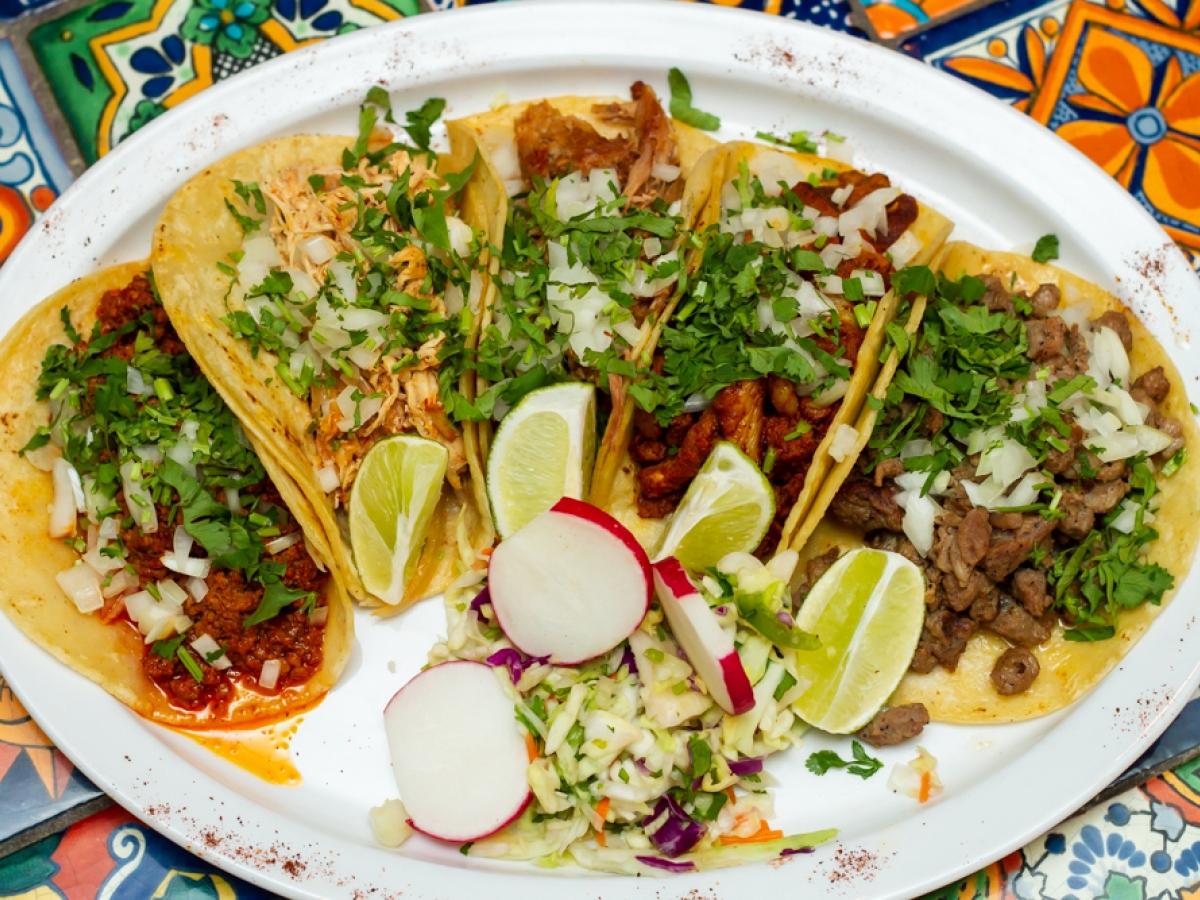 Best Tacos in Naples