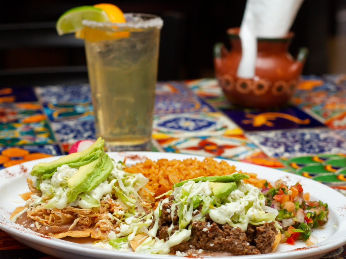 Authentic Mexican food in Naples FL