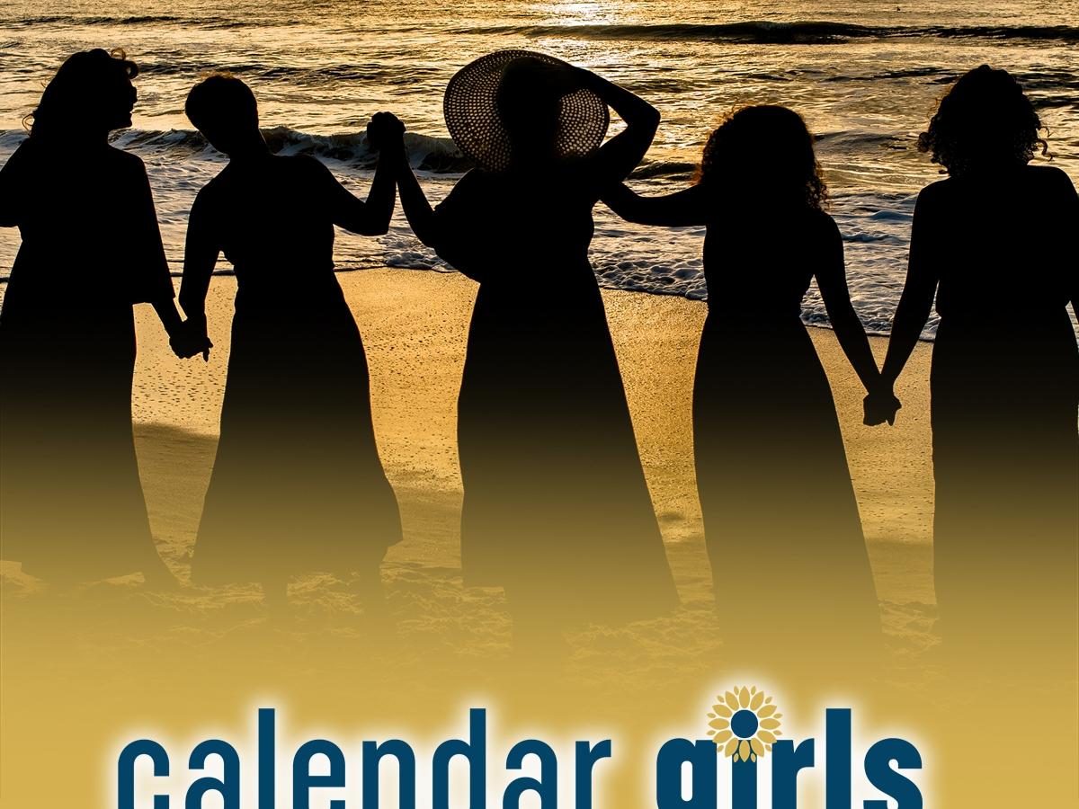 Naples Players Calendar Girls