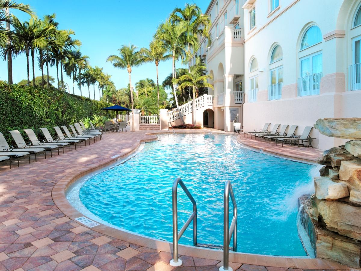 Hilton Naples Pool